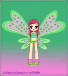 Roxy Believix Pixel Doll