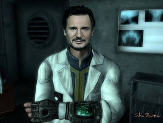 Fallout 3 HD Dad by AbyssalCerebrant