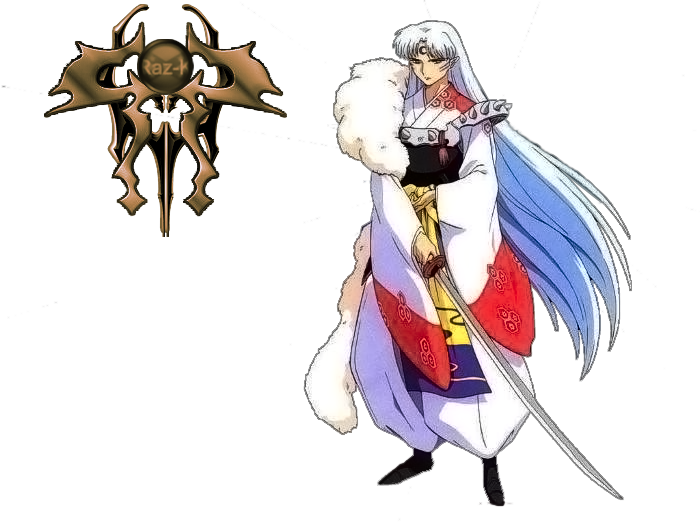 Sesshomaru Render By Knobcreek06 On Deviantart