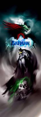 BAT MAN DARKNESS batman, joker, scarecrow