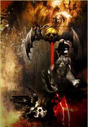 BATMAN The silver bats ( REVISED) NEW version