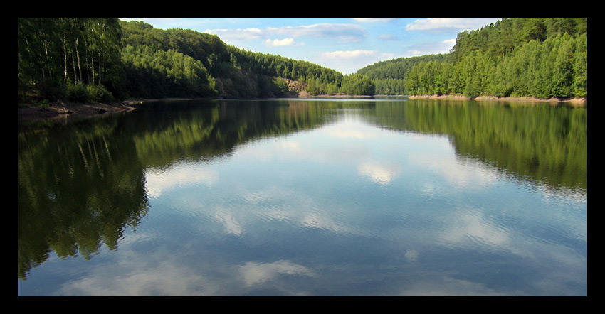 A lake by trutruche