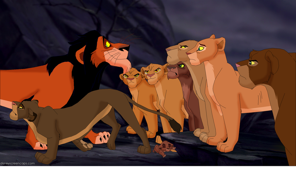 P.O The Lion King Sacrificial_duty_by_baltoscamplover4ever-d5dol5g