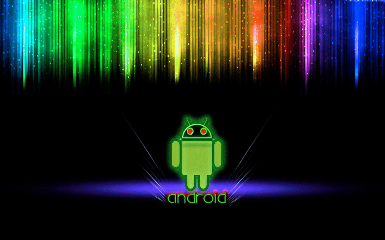 Animated Android Wallpaper by jez182 on DeviantArt