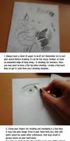 Drawing Tips by BlackSahara