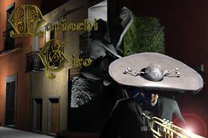 Mariachi Giro Queretaro Poster by hrgpac
