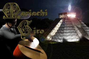 Chichen Itza Poster by hrgpac