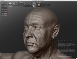 Facundo Test with sculptris by hrgpac