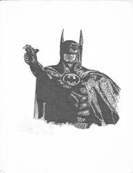 Batman by hrgpac
