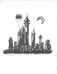 Gotham City by hrgpac