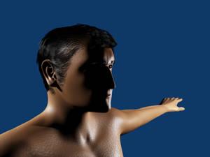 Mariachi Giro Salvador Modeling test