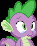 Spike crying