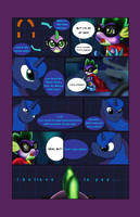 Humdrum: Can I really be a hero? Page 10 by chrisgotjar