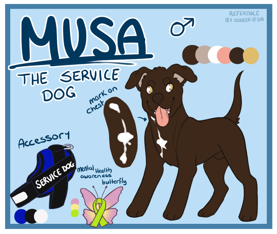 Musa Reference by tadshi