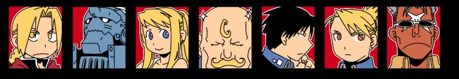 Fullmetal Alchemist by Tasslekender