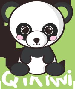 Panda by QTKiwi