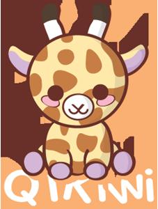 Giraffe by QTKiwi