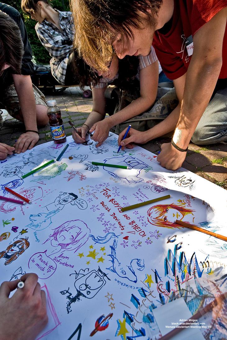Warsaw DevMeeting May 09 - II by black-anar