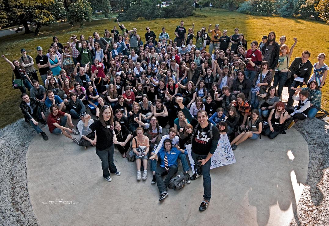 Warsaw DevMeeting May 09 -XIII by black-anar