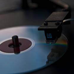 Vinyl CD by black-anar