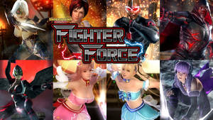 Fighter Force (2)