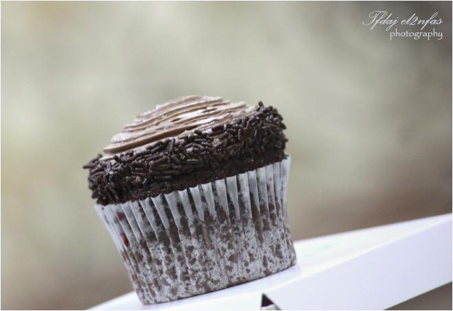 cup cake by Tfdah-El2nfas