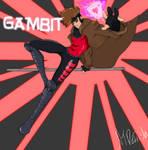 gambit fan art