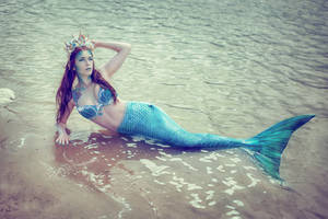 Mermaid of the Sea by KimontheRocks
