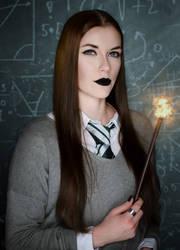 Harry Potter - Slytherin Cosplay by KimontheRocks