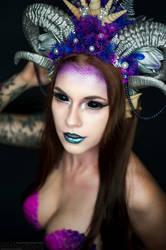 Dark Siren - Cosplay by KimontheRocks