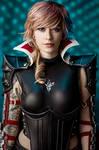 Lightning Cosplay - Final Fantasy XIII-3