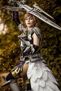Lightning Cosplay - Final Fantasy XIII-2