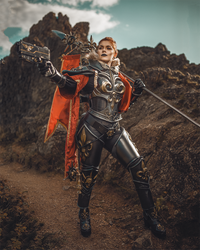 Sister of Battle Cosplay - Warhammer 40K
