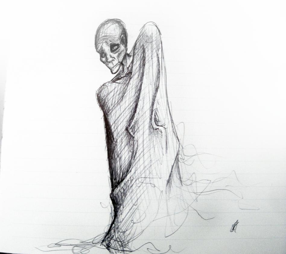 Melancholia by lizzieFoz
