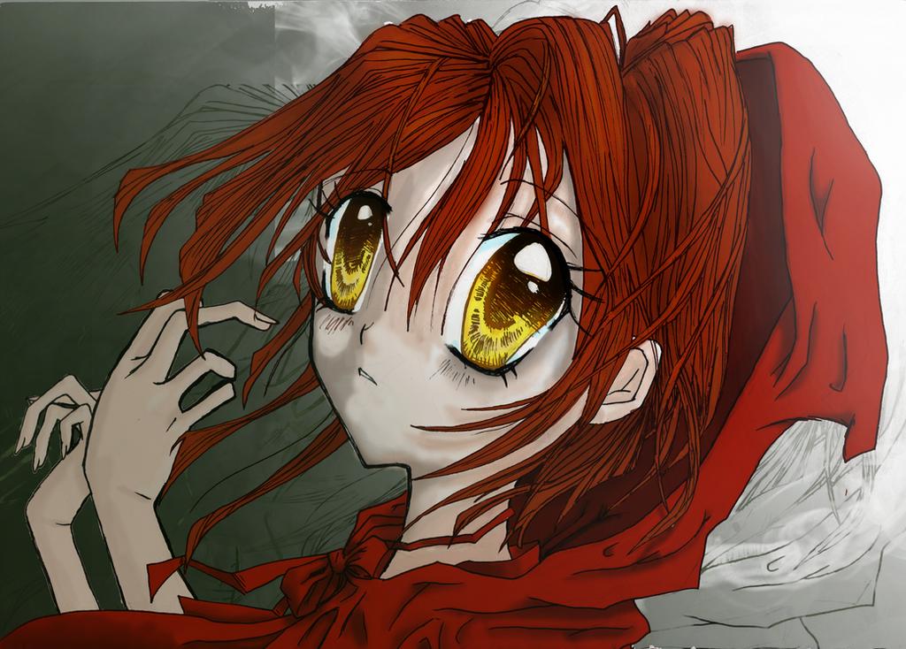 Red by lizzieFoz