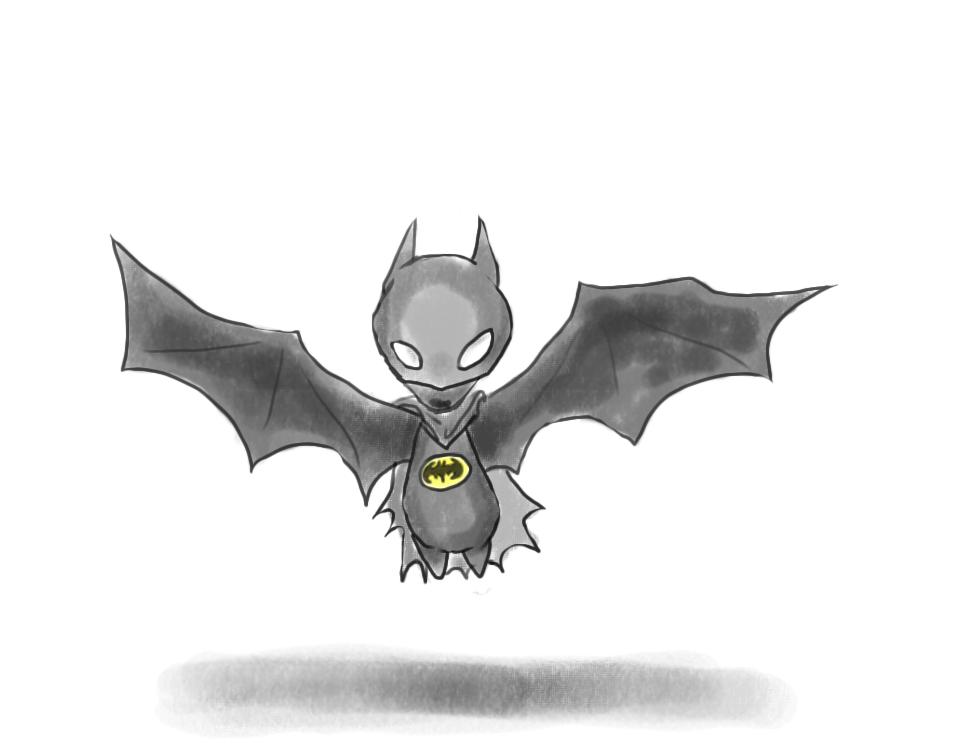 Batbat by lizzieFoz