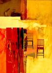 kosuth's chairs