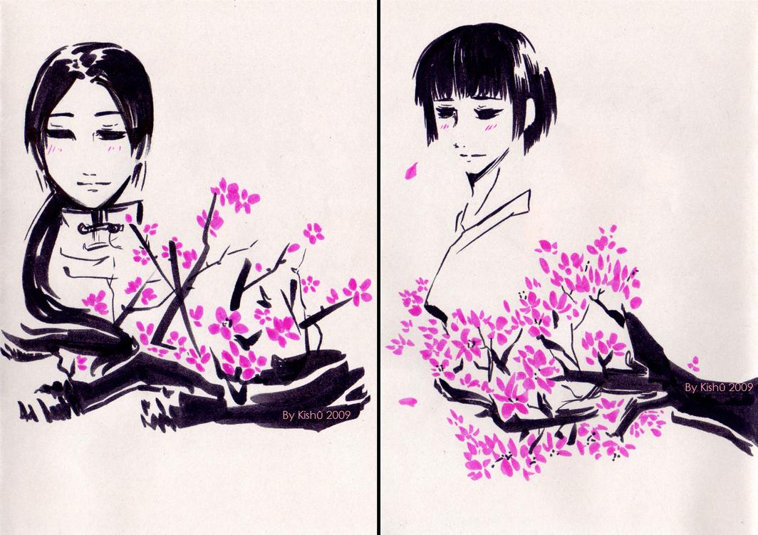 APH: Qing ni gei wo shuo... by Aonabi