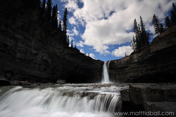 Crescent Falls by mattTIDBALL