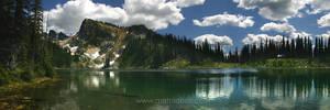 Eva Lake - Mount Revelstoke