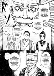 Transcending the Eras - Page 3 by Ainoyu