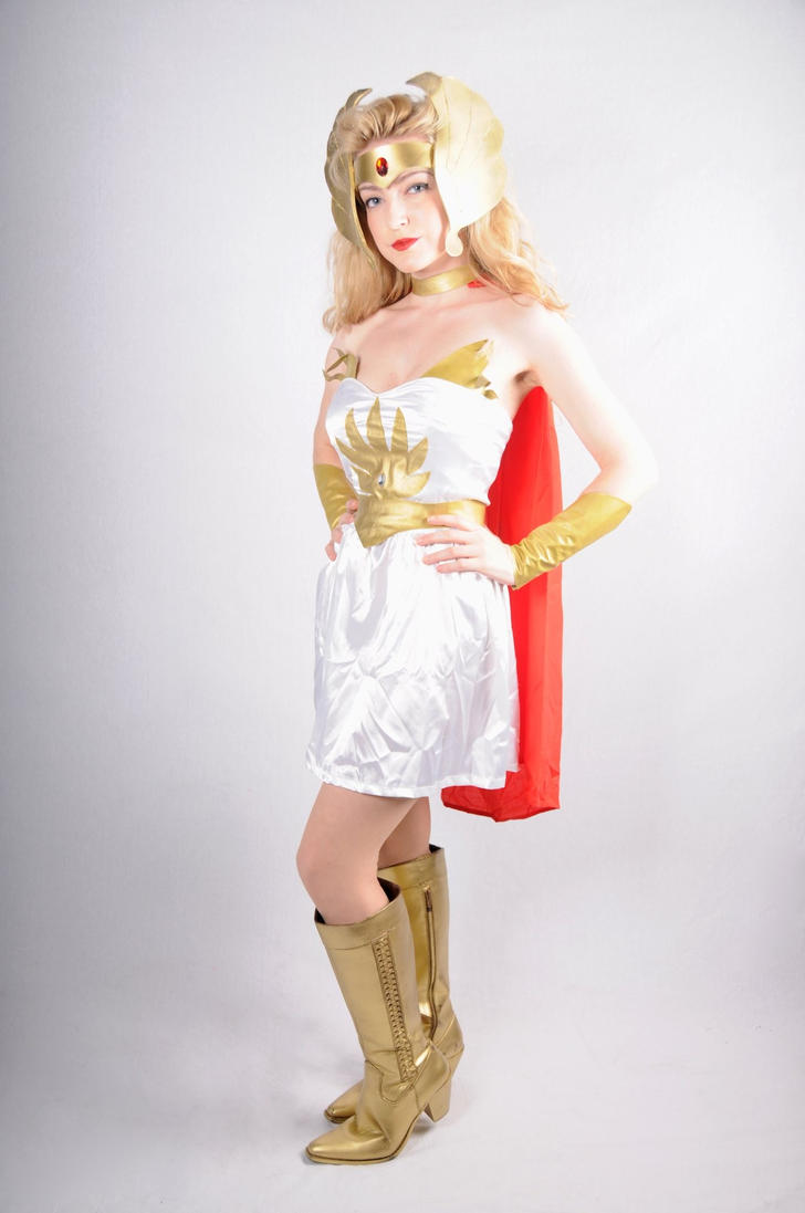 she-ra cosplay by chiquitita-cosplay