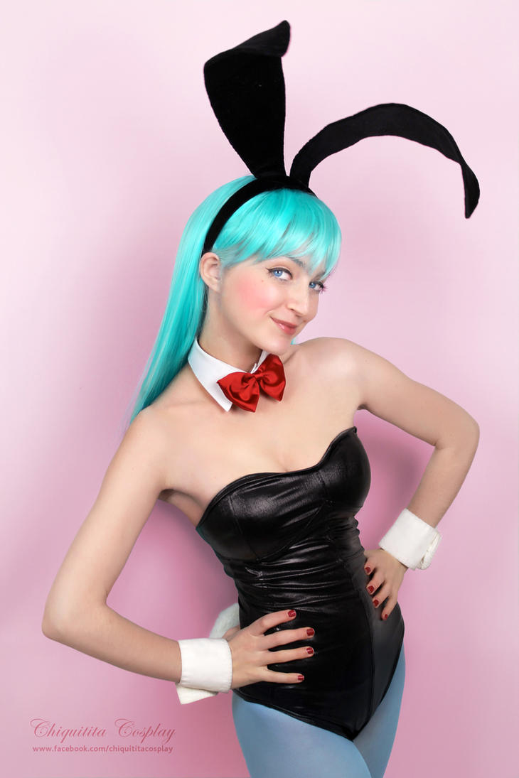 Bulma - Bunny Girl Outfit by chiquitita-cosplay