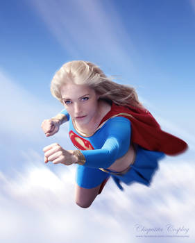 The Supergirl from Krypton