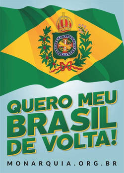 I want my Brazil back