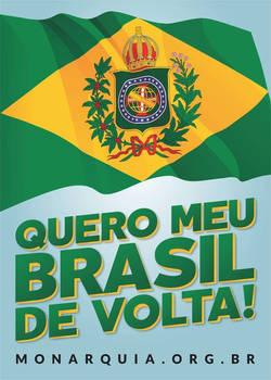 I want my Brazil back