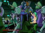 ROBOTECH: Meltran Pod Ace