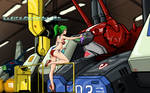 ROBOTECH: Squeaky Clean...