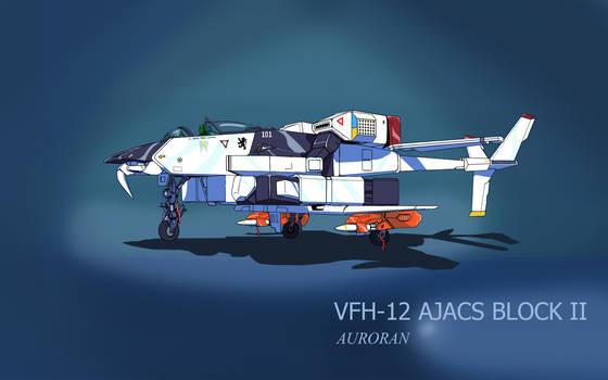ROBOTECH: VFH-12 AGACS Block II Auroran