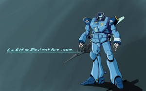 ROBOTECH: Recon Escort Battloid